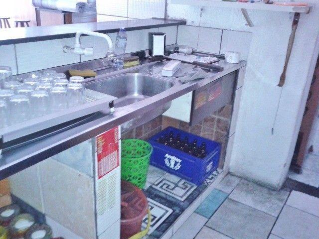 Vendo/alugo loja de esquina com amplo mezanino no centro de São Vicente/SP - Foto 5