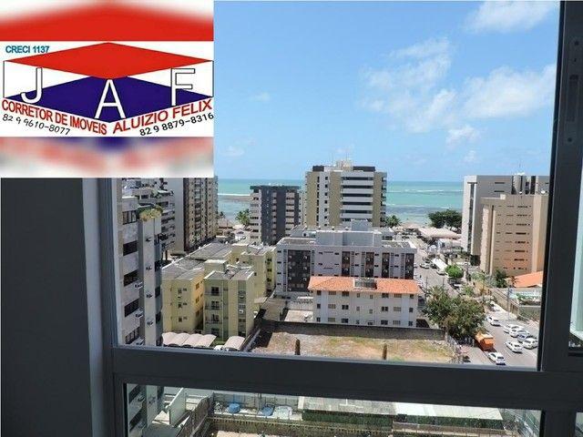 Apartamento para venda com 50 metros quadrados com 2 quartos em Jatiúca - Maceió - AL - Foto 3
