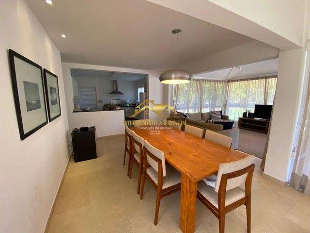 Casa de condomínio sobrado para venda com 407 metros quadrados com 4 quartos - Foto 8