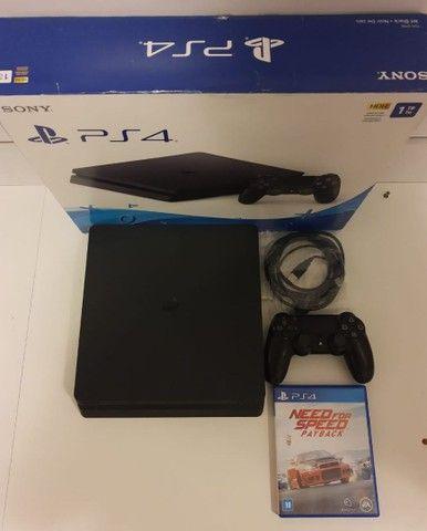 PS4 slim com 2T de Memória!!!VENDA