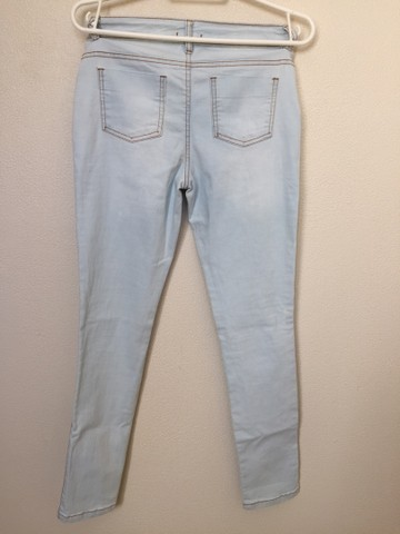 Tam 34 jeans menina 15 cada - Foto 6