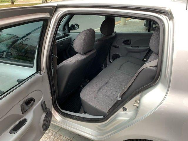 Renault Clio 1.0 flex 4p Ótimo Estado!  - Foto 12