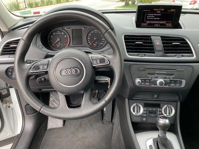 Audi Q3 Ambiente Quattro TFSi 2.0 Aut. - Foto 10