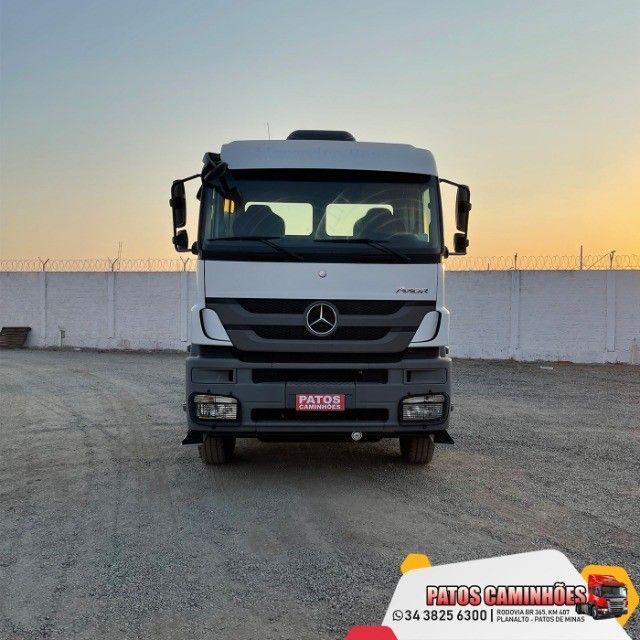 Mercedes Benz Axor 3344 Plataforma - Foto 3