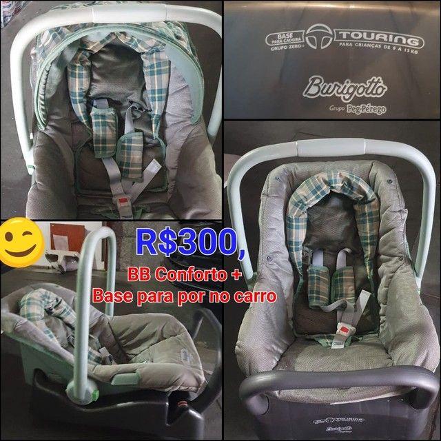 Cadeira para carro infantil com a base  - Foto 2