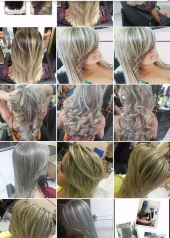 Mechas, Ombré Hair, Californiana