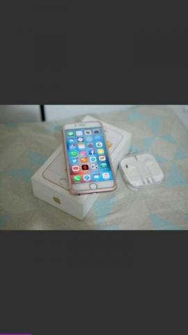 IPhone 6s 64gb ouro rosa