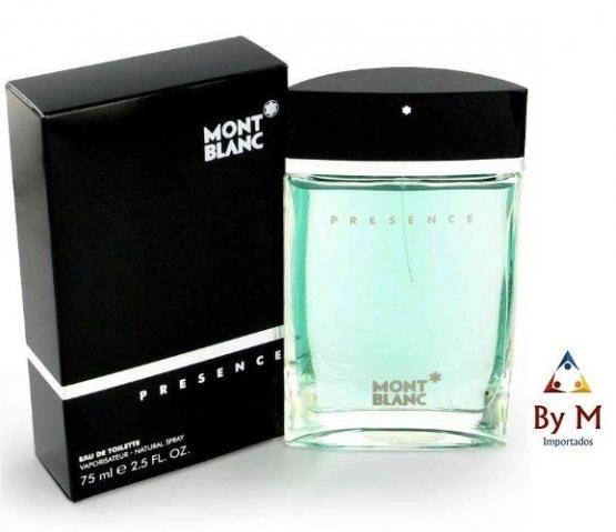 Perfume Montblanc Presence M 75ML