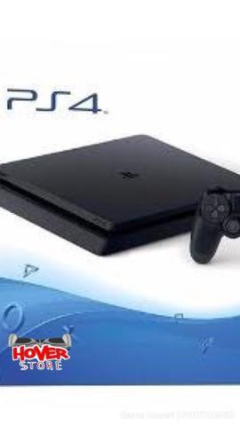 PS4 Slim 500Gb Novo