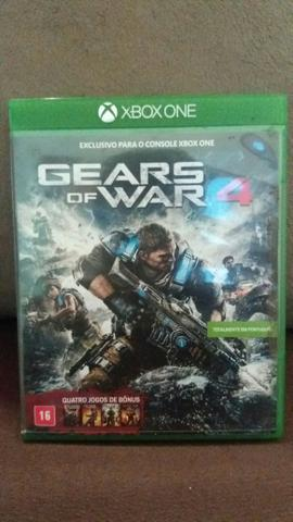 Game gears of war 4 para xbox one