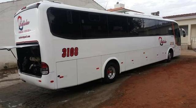 Vendo ônibus Escania - Foto 2