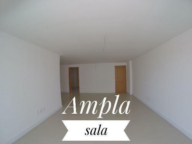 Apartamento em Capim Macio, 3 suítes, 141m², 2 vagas cobertas, ultimas unidades