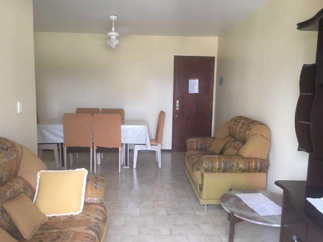 Excelente opção, apartamento mobiliado, predio com elevador