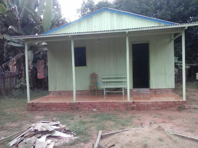 Casa na vila do incra vendo ou troco