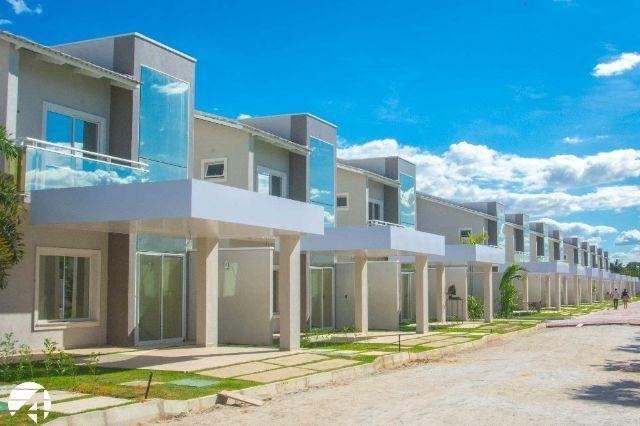 Casa em condomínio fechado no Eusébio