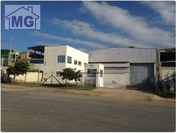 Galpão para alugar, 1250 m² por r$ 19.000/mês - cabiúnas - macaé/rj - Foto 6