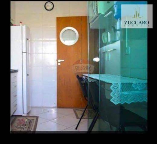 Apartamento com 2 dormitórios à venda, 54 m² por r$ 285.000,00 - vila sirena - guarulhos/s - Foto 11