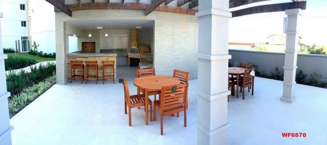 Living Resort, Santorini, 145m², 3 suítes, gabinete, 3 vagas, vista mar, lazer completo - Foto 10