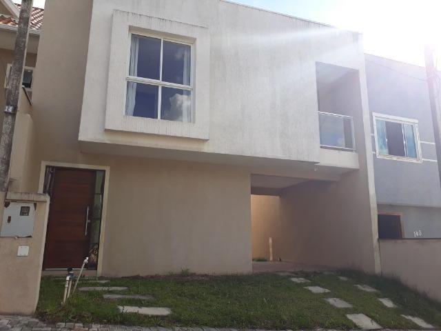 Sobrado em condomínio fechado com 120 m² de área construída + espaço externo - Foto 20