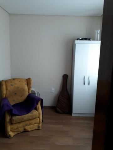 Sobrado em condomínio fechado com 120 m² de área construída + espaço externo - Foto 12