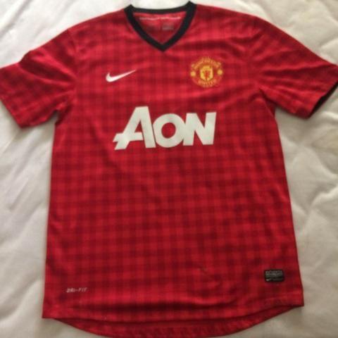 048759963 Camisa Manchester United - Roupas e calçados - Cachambi