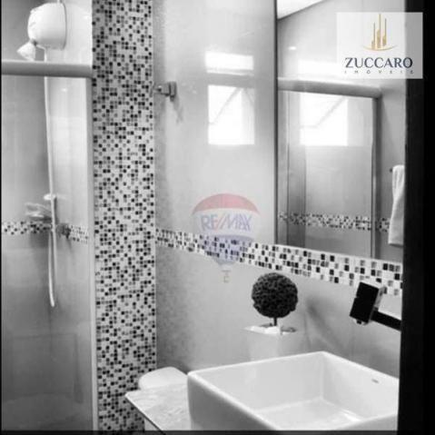 Apartamento com 2 dormitórios à venda, 54 m² por r$ 285.000,00 - vila sirena - guarulhos/s - Foto 13