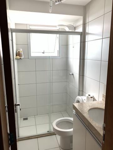 Apartamento 3 quartos 1 suíte 2 vagas garagem Liberty Parque Amazônia Cascavel - Foto 8