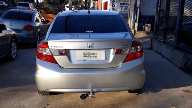 Honda Civic 1.8 Lxs - 2014 - Foto 10