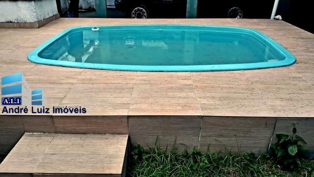 Imóvel linear com 04 suítes 01 quarto e piscina no centro de Itacuruçá-RJ(André Luiz Imóve - Foto 15
