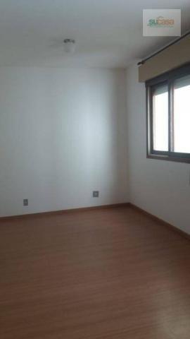 Apartamento com 1 dormitório à venda, 29 m² por r$ 130.000 - centro - pelotas/rs - Foto 4