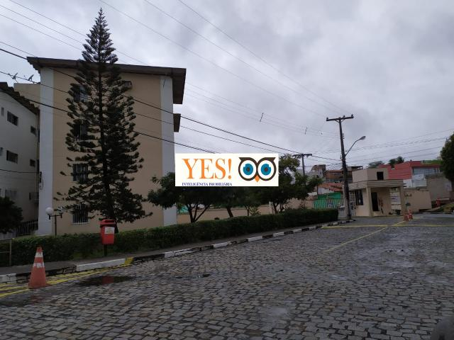 Apartamento residencial para venda, pedra do descanso, feira de santana, 3 dormitórios, 1  - Foto 2
