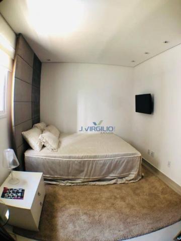 Apartamento com 3 suítes à venda, 117 m² por r$ 620.000 - jardim goiás - goiânia/go - Foto 16