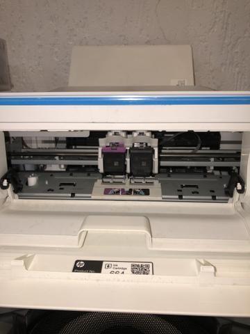 Impressora Multifuncional HP Deskejet Ink Advantage 3636 Wi-Fi - Foto 5