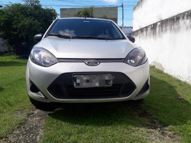 Fiesta SE 2014, 4 portas, completo com GNV, carro ideal para UBER