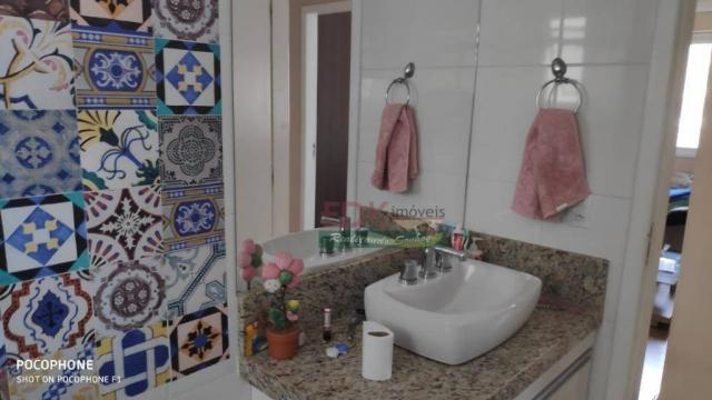 Venda de ocasião apto. mobiliado, 4 dorm, sendo 3 suítes, esplendor garden, 122 m² por r$  - Foto 9