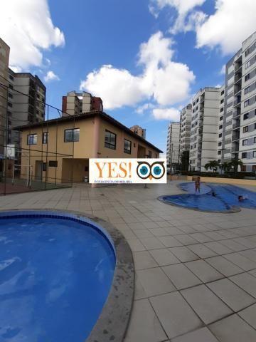 Apartamento residencial para Locação, Muchila, Feira de Santana, 3 dormitórios sendo 1 suí - Foto 8