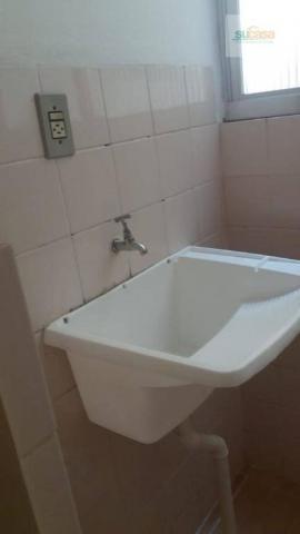 Apartamento com 1 dormitório à venda, 29 m² por r$ 130.000 - centro - pelotas/rs - Foto 8