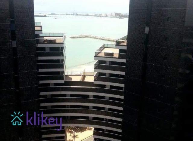 Apartamento à venda com 2 dormitórios em Meireles, Fortaleza cod:7856