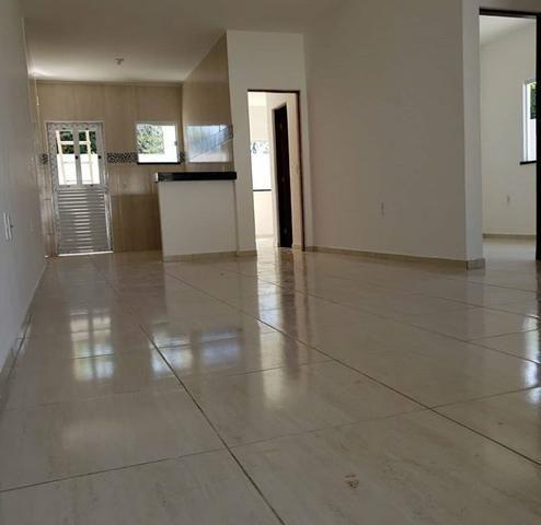 Casa com TERRENO GIGANTE !! No bairro Pedras Fone Casa (85) 99619 6009 - Foto 2