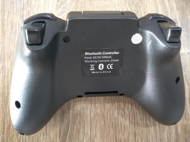 Controle Joystick Ipega Bluetooth Celular Android Games Jogo - Foto 4