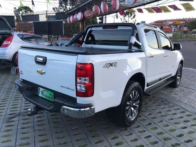S10 LTZ 2.8 Diesel ! 4X4 Automatica ! Top de Linha ! unico Dono ! Imperdivel ! - Foto 7