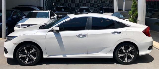 Honda Civic Touring Turbo - TOP - Muito Novo = 0KM - Foto 2