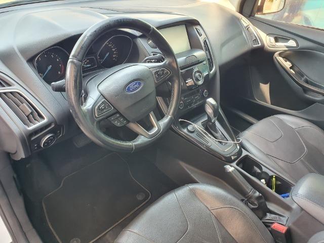 Ford Focus 2.0 titanium 16V Flex 4P Powershift - Foto 7