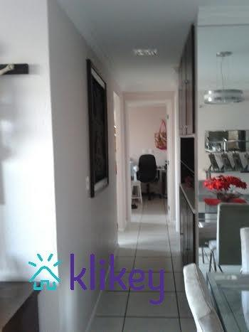 Apartamento à venda com 3 dormitórios em Fátima, Fortaleza cod:7845 - Foto 14