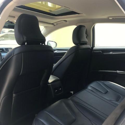 Ford Fusion Titanium AWD Turbo 2.0 - Foto 7