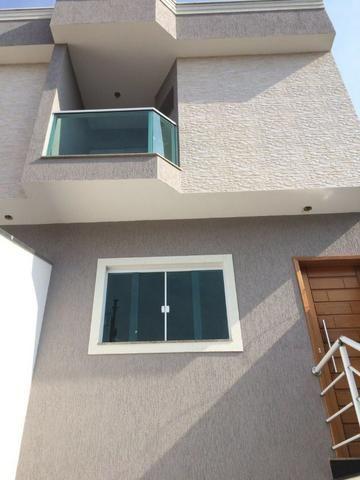 Sobrados novos Vila Ré com 3 dormitórios e 4 vagas cobertas - Foto 15