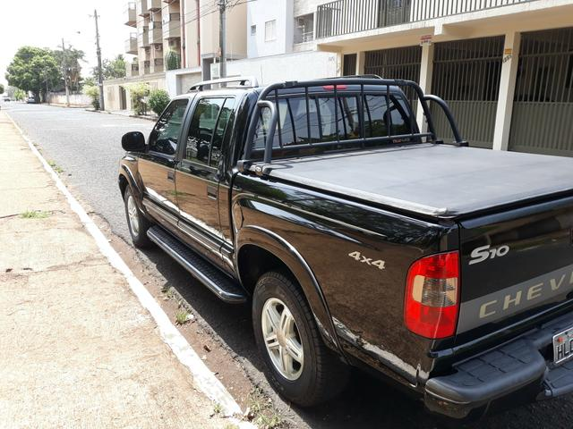S10 Executive 4x4 2.8 Turbo Diesel Eletrônica 07/08 - Foto 7