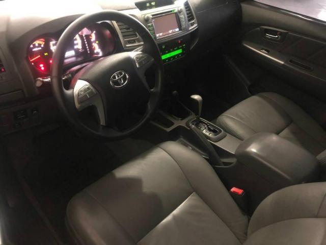 Toyota Hilux CD 4X4 SRV - Foto 9