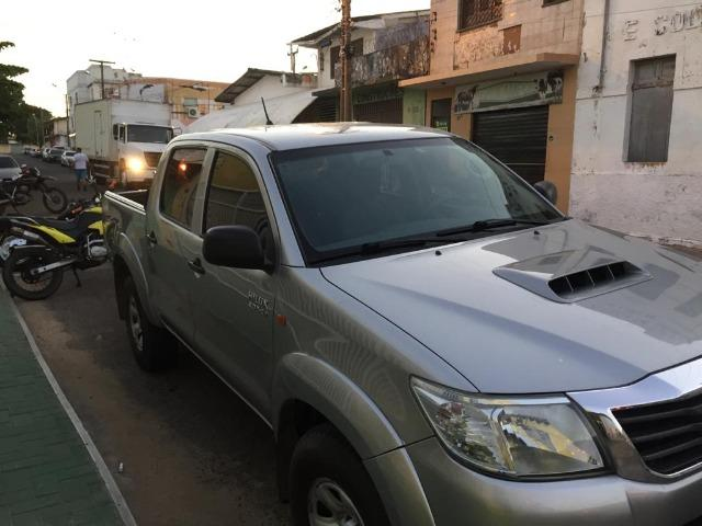 Toyota Hilux CD4x4 STD Ano 2015 - Foto 5