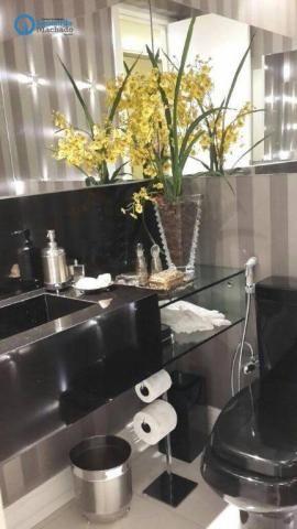 Apartamento com 4 dormitórios à venda, 182 m² por R$ 1.500.000,00 - Guararapes - Fortaleza - Foto 13